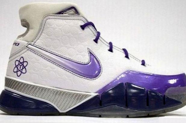 спортивные ботинки Nike Air Zoom Kobe 1 $30000