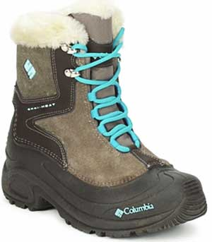 Зимние обувь детям фото