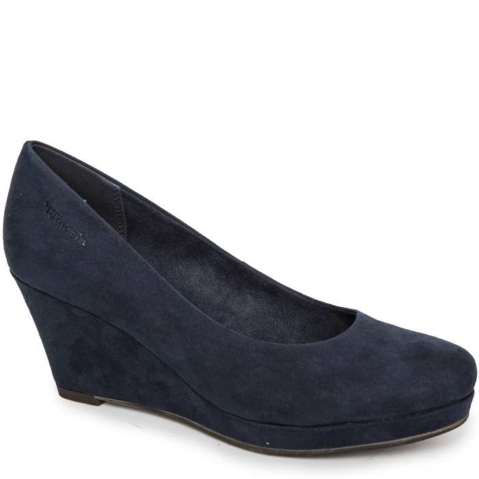 Туфли на невысокой платформе